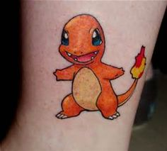 charmander tattoo - Bing images