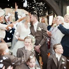 Brown English tweed page boys and grooms wedding suits shot by jasmine jade photography
