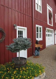 Great Barn for weddings