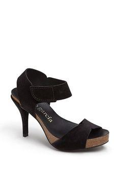 Pedro Garcia Lila Quarter Strap Sandal Black 36 EU Review Buy Now