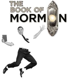 Leaping Mormons! It's Andrew Rannells!
