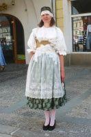 Baráčníci: Kroj mladoboleslavský ženský