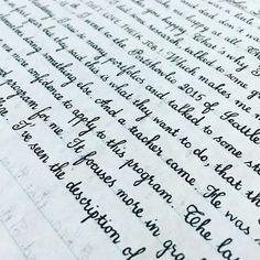 25 Ejemplos de caligrafía excelente