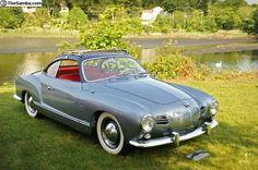 1956 Low Light Ghia