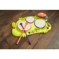 Superb B. Ribbit-tat-tat Drum Now At Smyths Toys UK! Buy Online Or Collect At Your Local Smyths Store! We Stock A Great Range Of B Toys At Great Prices.
