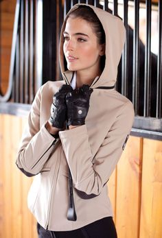 The Hunter Jacket. Perfect with your breeches or your favorite jeans!