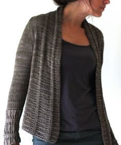 Long Sands Cardigan by Amy Christoffers ($7)