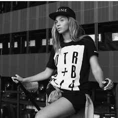 Beyonce Knowles Instagram Pic 2014