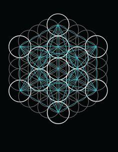 Sacred Geometry - Metatron's Cube
