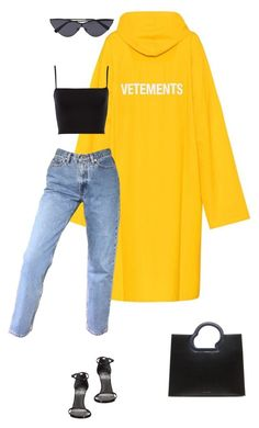 Untitled #419 by s-junior on Polyvore featuring polyvore Vetements Danse Lente Stuart Weitzman men's fashion menswear clothing