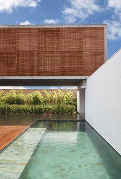 Revestimento piscina (Foto: Denilson Machado)