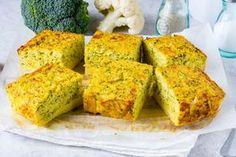 Clean Eating Broccoli + Cauliflower Frittata is Grain Free and So Good! - Clean Food Crush