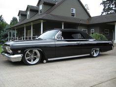 1962 Chevrolet SS Impala... This #chevy