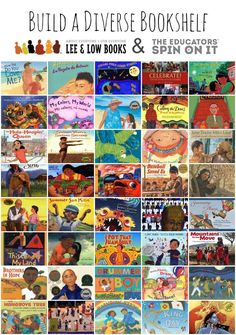 Build a Diverse Bookshelf and Explore the WORLD with your children and learn about other cultures