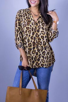 Look Lovely In Leopard