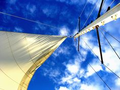 Enjoying the sails off of the coast of Costa Rica