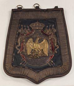 Sabretache del generale Charles Lefebvre-Desnouettes, 1808