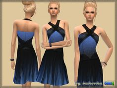 The Sims Resource: Dress Party by bukovka • Sims 4 Downloads