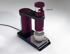 Nespresso Machine by Tali Shilo 4