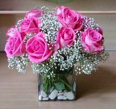 Karangan Bunga Ulang Tahun Yang Romantis - Florist Jakarta