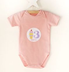 Baby Milestone Stickers- perfect for popping on babygrows! Baby Milestones ba0f9e44a98