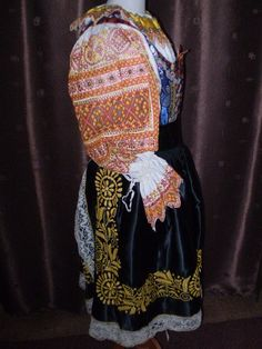 Folk Embroidery, Folk Costume, Bobbin Lace, Vera Bradley Backpack, Traditional, Czech Republic, Pattern, Folk Clothing, European Countries