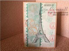 Parisian Beauty Wax Paper, Pretty Cards, Just Do It, Flourish, Parisian, Stampin Up, Card Stock, Scrap, Delicate