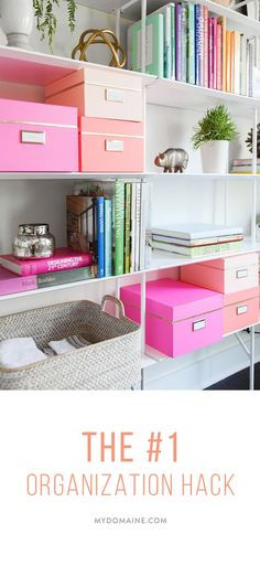 Do this one thing and your life will be organized forever