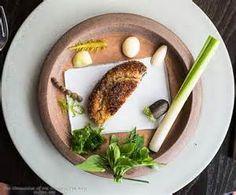 Abalone Scnitzel and Bush Condiments