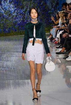 Обзор Buro 24/7: Dior, весна-лето 2016, Buro 24/7