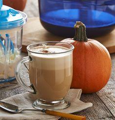 Pumpkin Spiced Latte. Make it in the Tupperware Power Chef. www.heidimadsen.my.tupperware.ca
