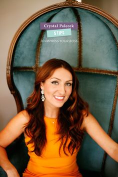 5 Tips to Impress Your Boss from @Rue Magazine -- we're loving every last tip!   Read more - http://www.stylemepretty.com/living/2014/01/10/5-tips-to-impress-your-boss-from-crystal-palecek/