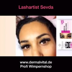 Mega Volume mit Magic Volume Lashes D Lashartist Sevda shows in the video a finished Mega Volume with Magic Volume Lashes in The great result illustrates the beauty of this method in the eyelash extensions. Artificial Eyelashes, Fake Lashes, False Eyelashes, Perfect Eyelashes, Beautiful Eyelashes, Eyelash Curler, Eyelash Extensions, Beauty Tips For Skin, Beauty Hacks