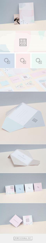 Uncommon Deux Branding by Kati Forner | Fivestar Branding – Design and Branding Agency & Inspiration Gallery