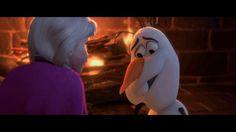 Animasyon filminde iyi kalpli bir kız olan Anna , kız kardeşi ...