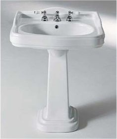 St. Thomas Creations Liberty Pedestal Lavatory Sink / Vintage Tub U0026 Bath | Pedestal  Sinks | Pinterest | Lavatory Sink, Traditional Bathroom Sinks And ...