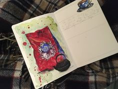 Sarah J. Loecker : Step by step Watercolour tea bag illustration Wolf Illustration, Step By Step Watercolor, Easter Egg Dye, Living In Europe, Sarah J, Urban Sketching, Loose Leaf Tea, My Tea, How To Take Photos