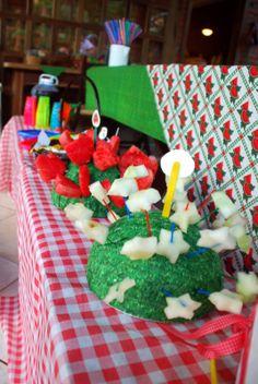 Amor a gosto: Aniversário saudável - sem gluten, sem leite, sem soja, sem corantes