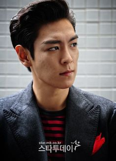 TOP (Choi Seung Hyun) ♕ #BIGBANG // Interview Photo For 'Tazza 2'