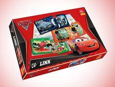 Gra Link Auta 2 od firmy Trefl to świetna zabawa dla najmłodszych.  #zabawki #auta #cars #supermisiopl