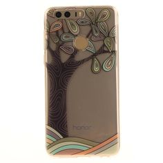 Coque Huawei Honor 8 - Colored Tree 2