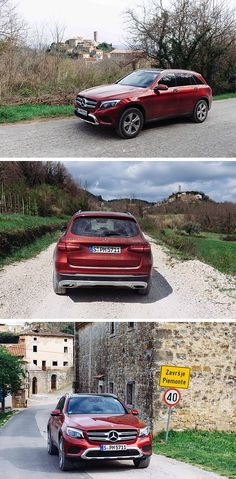 The Mercedes-Benz GLC on adventures in Croatia. Photos by Heike Kaufhold via #MBsocialcar. [Mercedes-Benz GLC 250 4MATIC | combined fuel consumption 7.1–6.5 l/100km | combined CO2 emission 166–152 g/km | http://mb4.me/efficiency_statement]