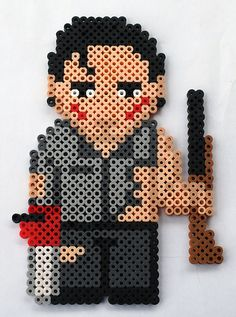 Perler Bead Army of Darkness