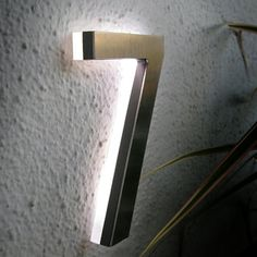 "Buy Luxello Modern LED House Number 5"" Outdoor Online. Exclusive Australian Distributor. QuickShip Available Nationally. Trusted Australian Retailer. QuickShip Available. Buy Today!"