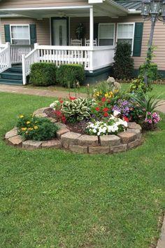 47+ Fascinating Small Backyard Landscape Designs for your garden - Home Decor Small Backyard Landscaping, Landscaping With Rocks, Landscaping Tips, Cheap Landscaping Ideas For Front Yard, Landscaping Borders, Nice Backyard, Acreage Landscaping, Landscaping Equipment, Landscaping Contractors