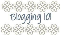 Here are some quick tips for customizing your blog!