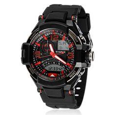 Men's Watches Aspiring Sports Watch Men Multifunction Digital Watches Male Clocks Mens Watch Relojes Deportivos Herren Uhren Reloj Hombre Montre Homme Discounts Price Watches