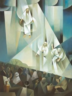 Artwork by Jorge Cocco Jesus is the Christ | Latter Day Saint | Church of Jesus Christ | Faith | Come Follow Me | Well Within Her | Hope | LDS Artwork | Faith in Jesus Christ | Christian Artwork | Come Unto Christ #wellwithinher #sharegoodness #comefollowme #lds #faith #hope #ldsart #jesuschrist #faithinchrist Jesus Painting, Christian Illustration, Fine Art Paper, Painting, Art, Christian Art, Abstract, Lds Artwork, Sacred Art