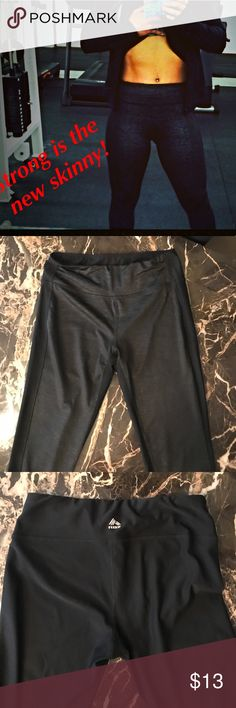 RBX Workout Leggings The pic of me is about a year old these have just been sitting in my closet they are in excellent Condition super soft material!! I have too many workout leggings just downsizing!! See my closet for similar items to bundle and save!! 💰 same day shipper!! 📦 RBX Pants Leggings
