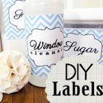 Label templates galore. Just download and print.